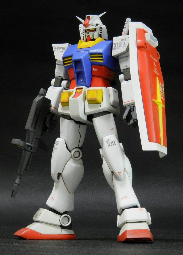 HGUC No.21 RX-78-2 ガンダム