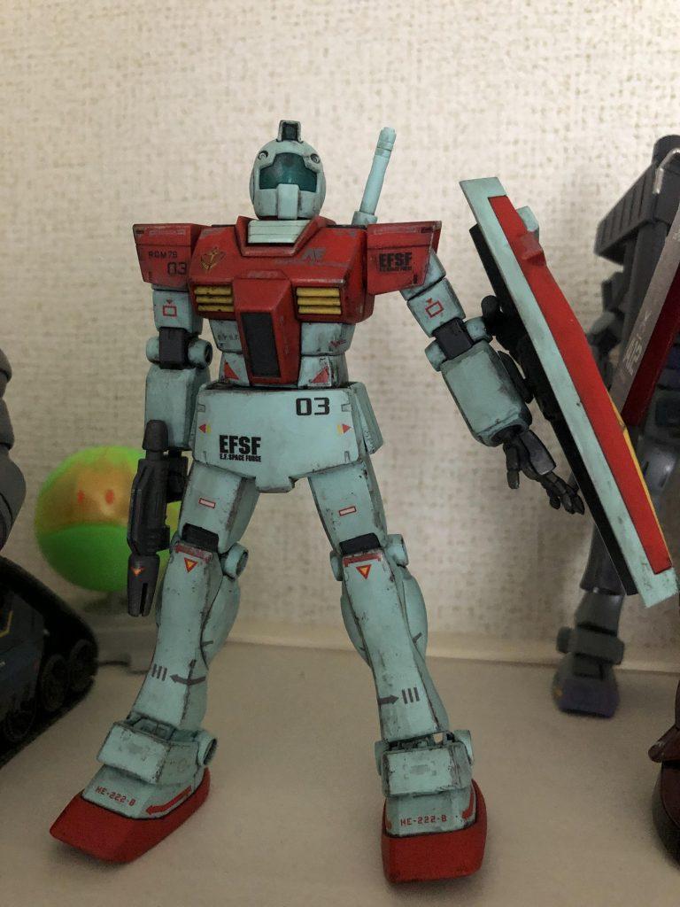 HG ジム RGM-79