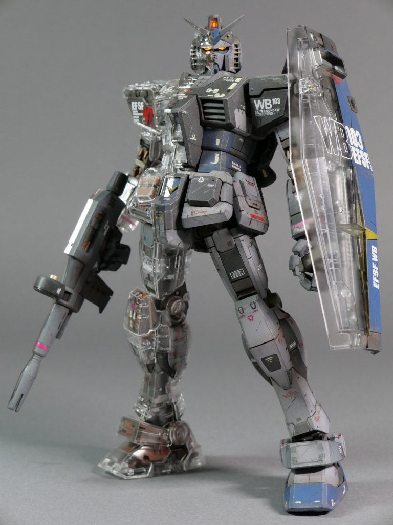RX-78-3 GUNDAM (G3-GUNDAM)