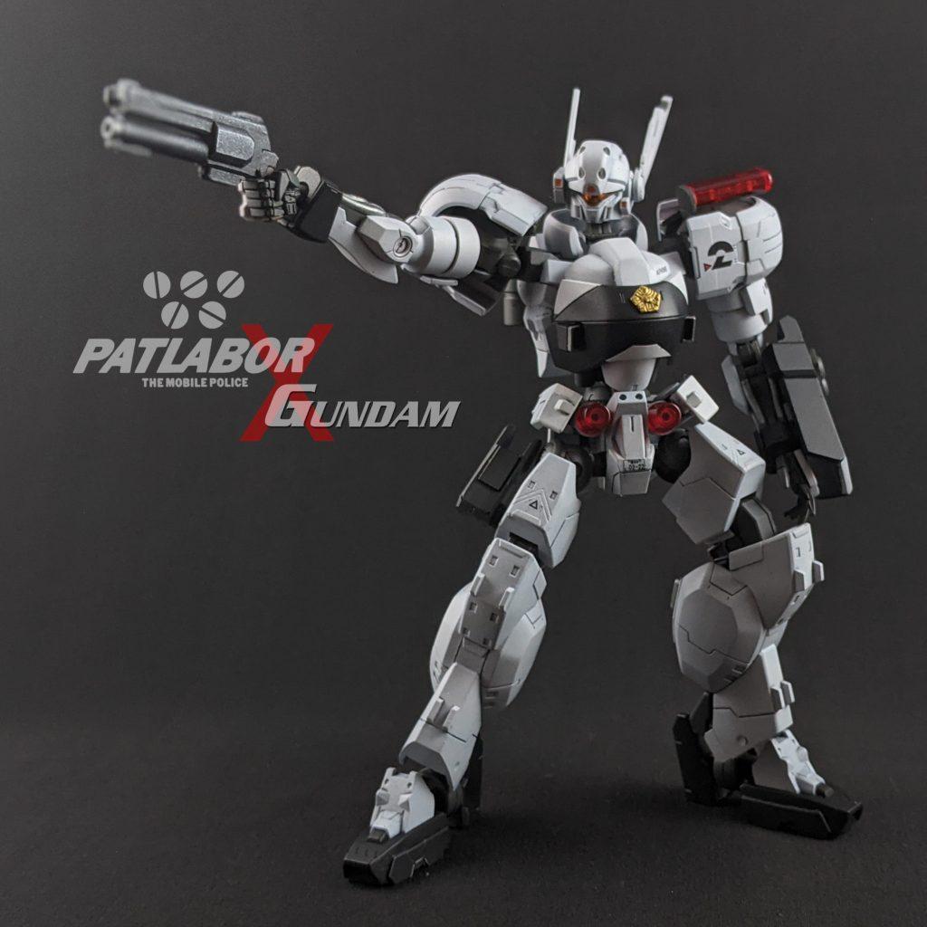 Patlabor X Gundam